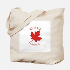 Rise Up Canada! Tote Bag