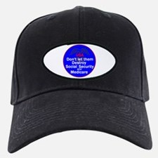 Social Security Baseball Hat