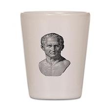 """""""Marcus Tullius Cicero"""" Shot Glass"""