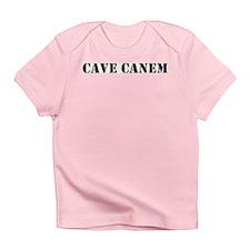 "Cave Canem ""Beware of Dog"" Infant T-Shirt"