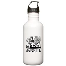 Jane Austen Gift Water Bottle