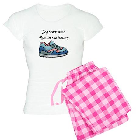"""""""Jog Your Mind"""" Women's Light Pajamas"""
