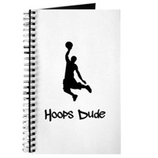 Hoops Dude Journal