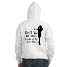 I Make Boys Cry Jumper Hoody