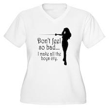 I Make Boys Cry T-Shirt