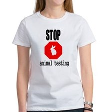 Stop Animal Testing Tee