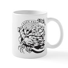 "Large ""Owh!  Ghe tuw wha jii fnh"" Mug!"