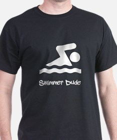 Swimmer Dude T-Shirt