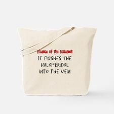 Psych Nurse III Tote Bag