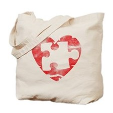 MY MISSING PIECE Tote Bag