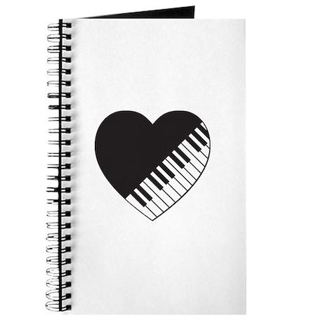 Piano Heart Journal