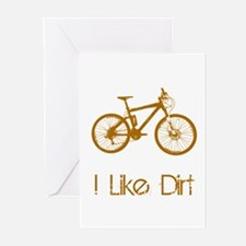 I Like Dirt Greeting Cards (Pk of 10)