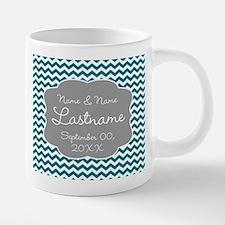 Cute Modern wedding 20 oz Ceramic Mega Mug
