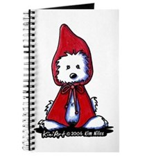 Red Riding Hood Westie Journal