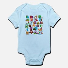 ABC Farm Infant Bodysuit