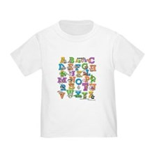 ABC Animals T