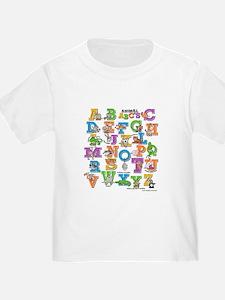 ABC Animals T