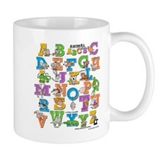 ABC Animals Mug