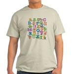 ABC Animals Light T-Shirt