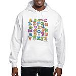 ABC Animals Hooded Sweatshirt