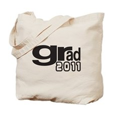 grad 2011 Tote Bag