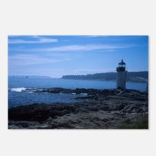 Lighthouse 2 Postcards (Package of 8)