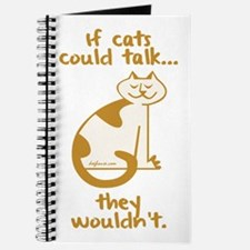 If Cats Could Talk Journal