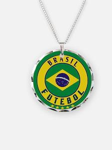 Brasil Futebol/Brazil Soccer Necklace