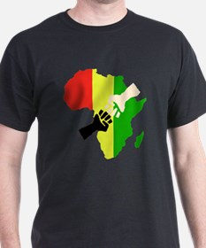 Make peace in Africa T-Shirt