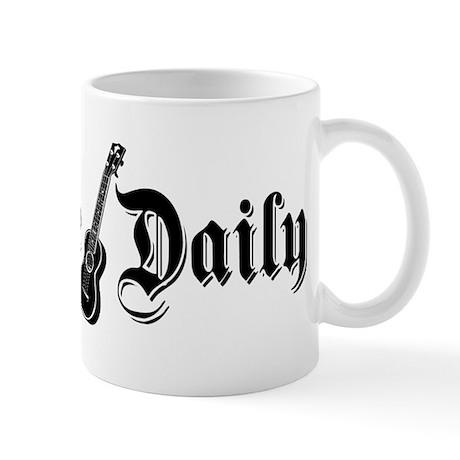 Ukulele Daily Mugs