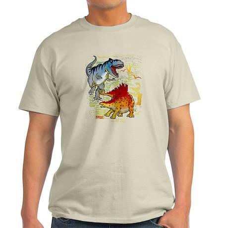 T-Rex fight Light T-Shirt