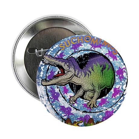 """Suchomimus 2.25"""" Button (10 pack)"""