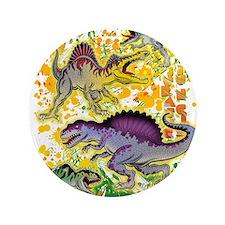 "Spinosaurus 3.5"" Button (100 pack)"