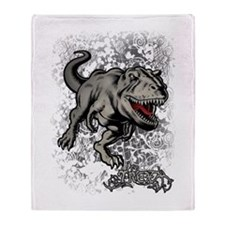 Big Rex Throw Blanket