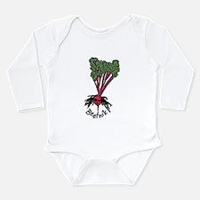 Beetnik Long Sleeve Infant Bodysuit