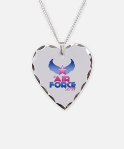 Air Force Sister - Wings - Necklace