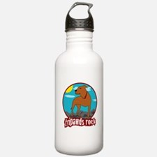 Tripawds Rock (Trouble) Water Bottle