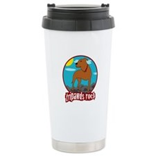 Tripawds Rock (Trouble) Travel Mug
