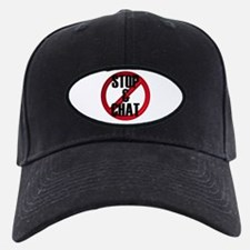 No Stop & Chat Baseball Hat