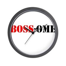 bossome Wall Clock