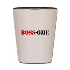 bossome Shot Glass