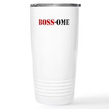 bossome Travel Mug