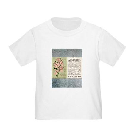 Vintage Burpee's Ad Toddler T-Shirt