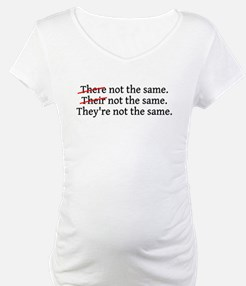 There Their They're Not The S Shirt