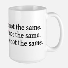 There Their They're Not The S Mug