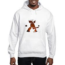 LEATHER BEAR Hoodie