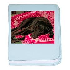 ARROW DREAMS baby blanket