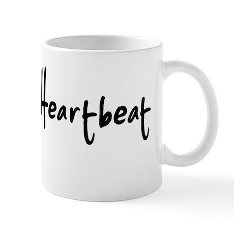 Heart Beat Mug