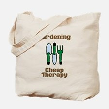 Garden Therapy Tote Bag
