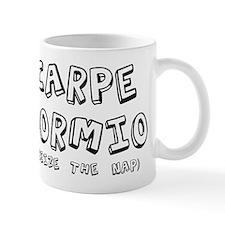 Carpe Dormio Seize The Nap Sh Mug
